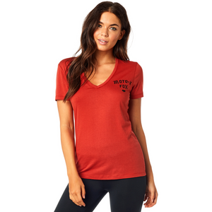 Agent Short Sleeve V-neck Tee - J&B's OFF ROAD REVOLUTION