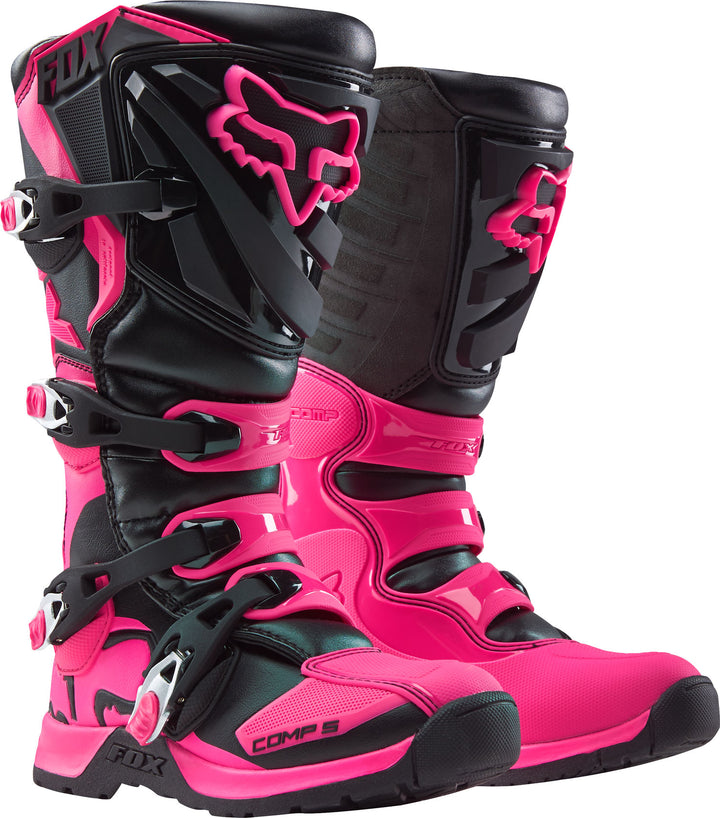 Women's Comp 5 Motocross Boots - J&B's OFF ROAD REVOLUTION