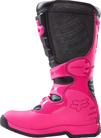 on feet shots of authorized site first rate Women's Comp 5 Motocross Boots – J&B Clothing & Accessories
