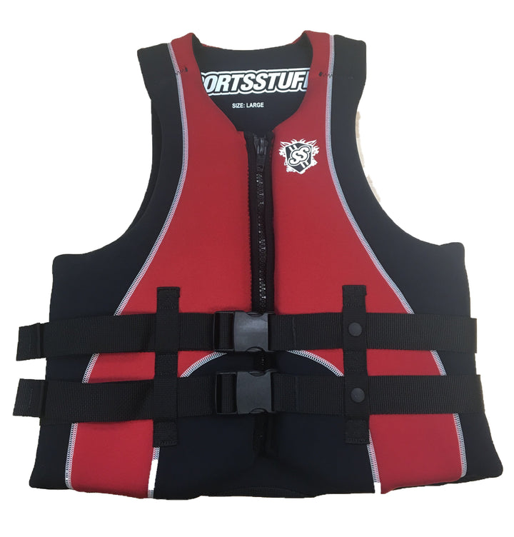Adult Neoprene Life Jacket - J&B's OFF ROAD REVOLUTION