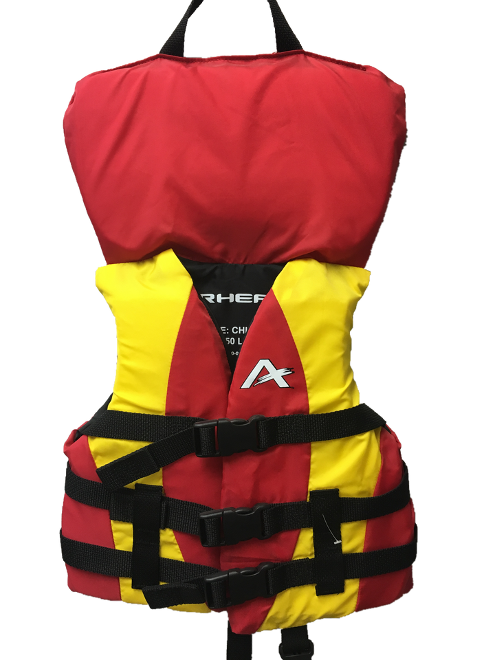 Children's Nylon Life Jacket - J&B's OFF ROAD REVOLUTION
