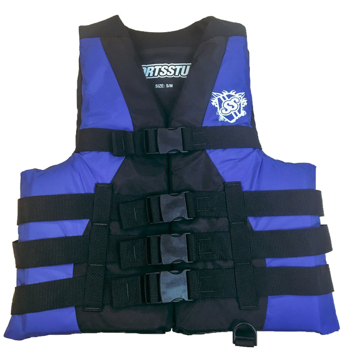 Hybrid Nylon Adult Life Jacket - J&B's OFF ROAD REVOLUTION