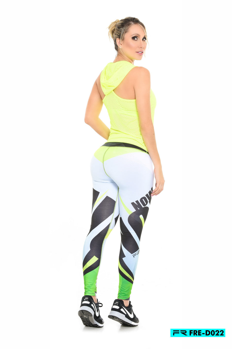 Fiber Legging -  FREE 22 Back