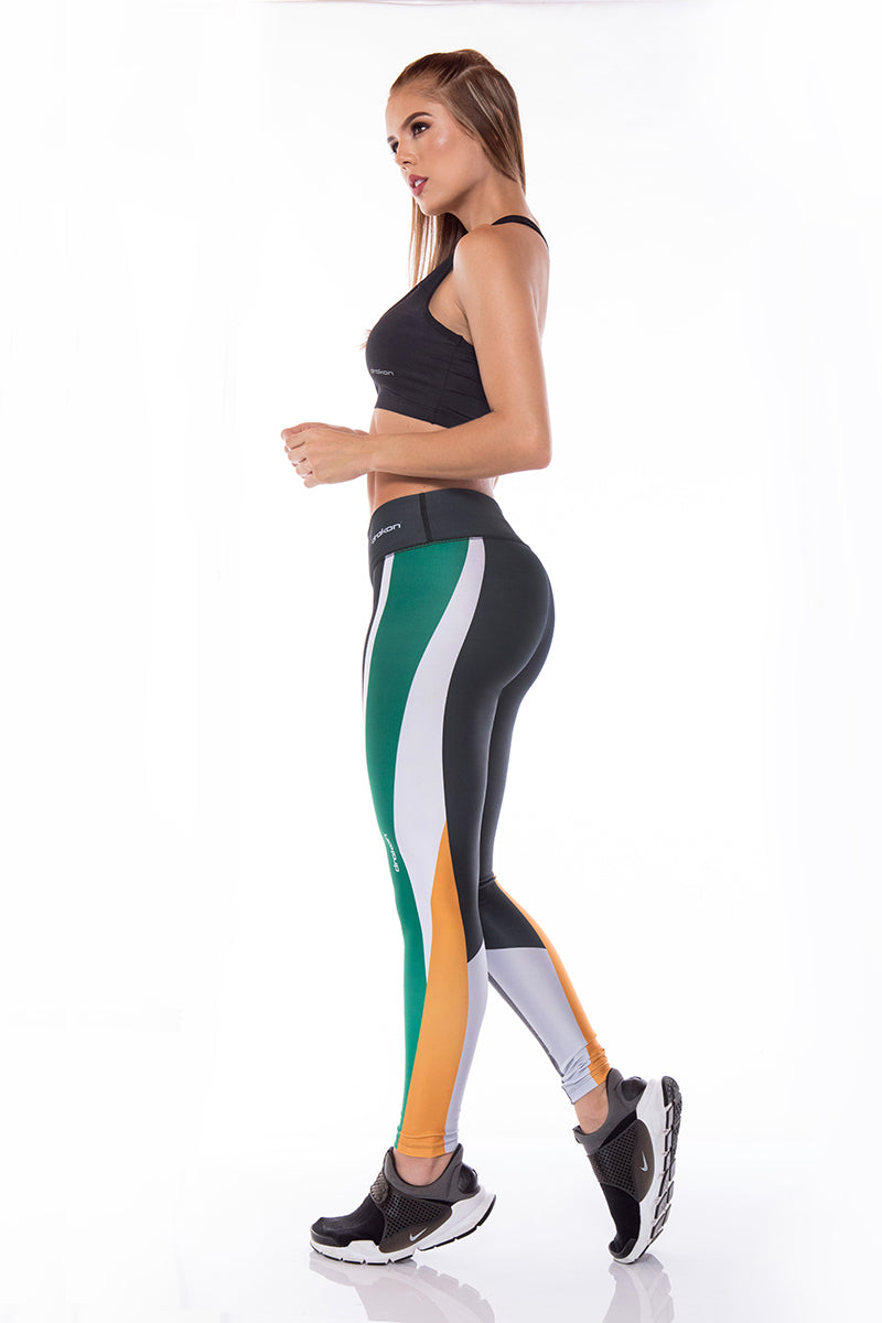 Legging Sport I Legging Fitness I Legging Crossfit  - Lacos Side