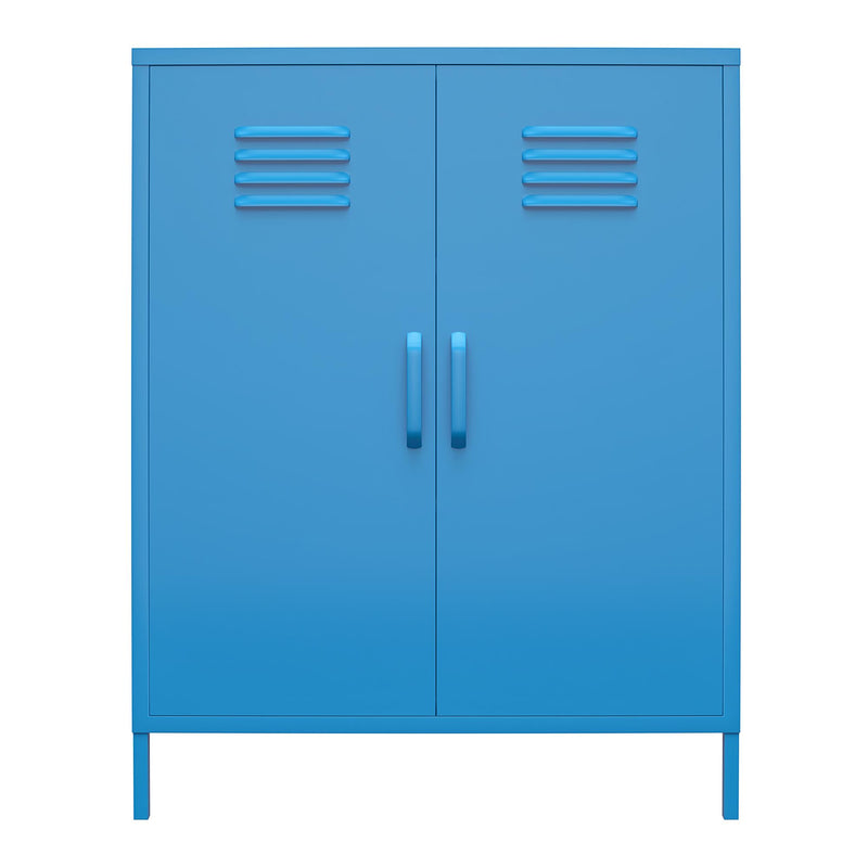 Cache Metal Locker Storage Cabinet