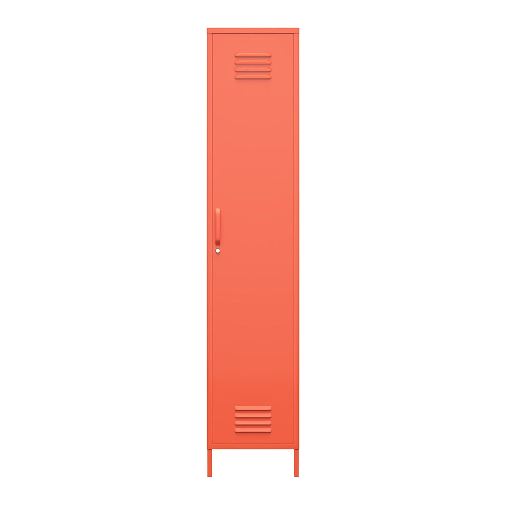 Cache Single Metal Locker Storage Cabinet