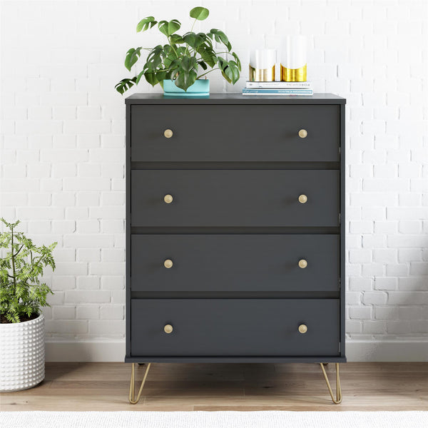 Owen 4 Drawer Dresser