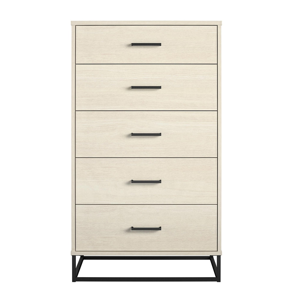 Kelly 5 Drawer Dresser