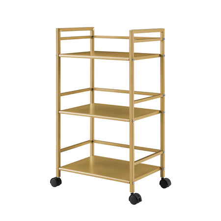 Xavier 5 Shelf Bookcase