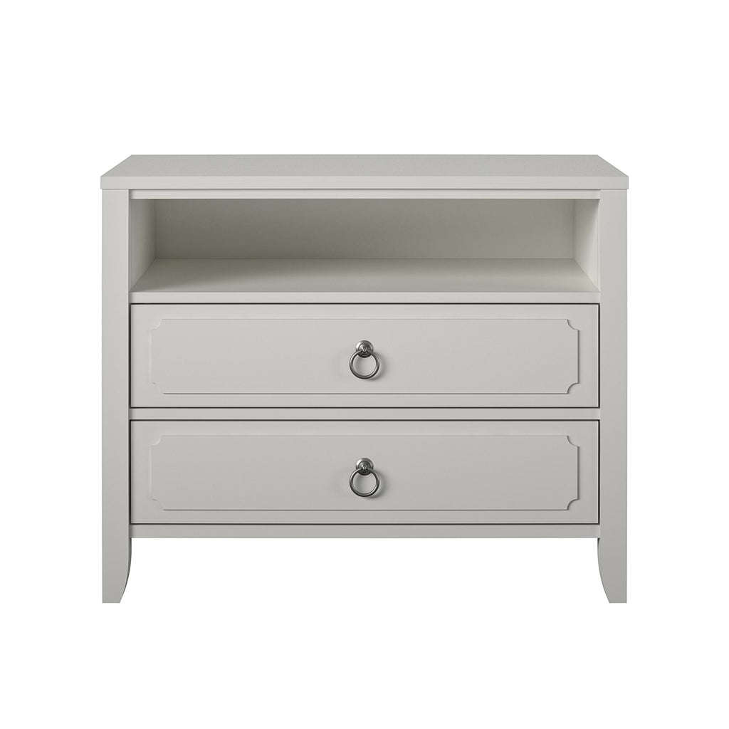Her Majesty 2 Drawer Nightstand
