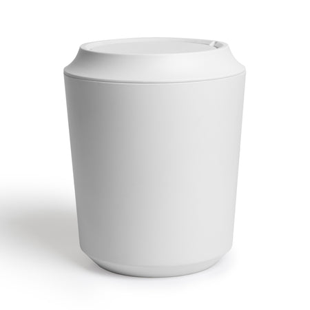 Step Waste Can with Lid