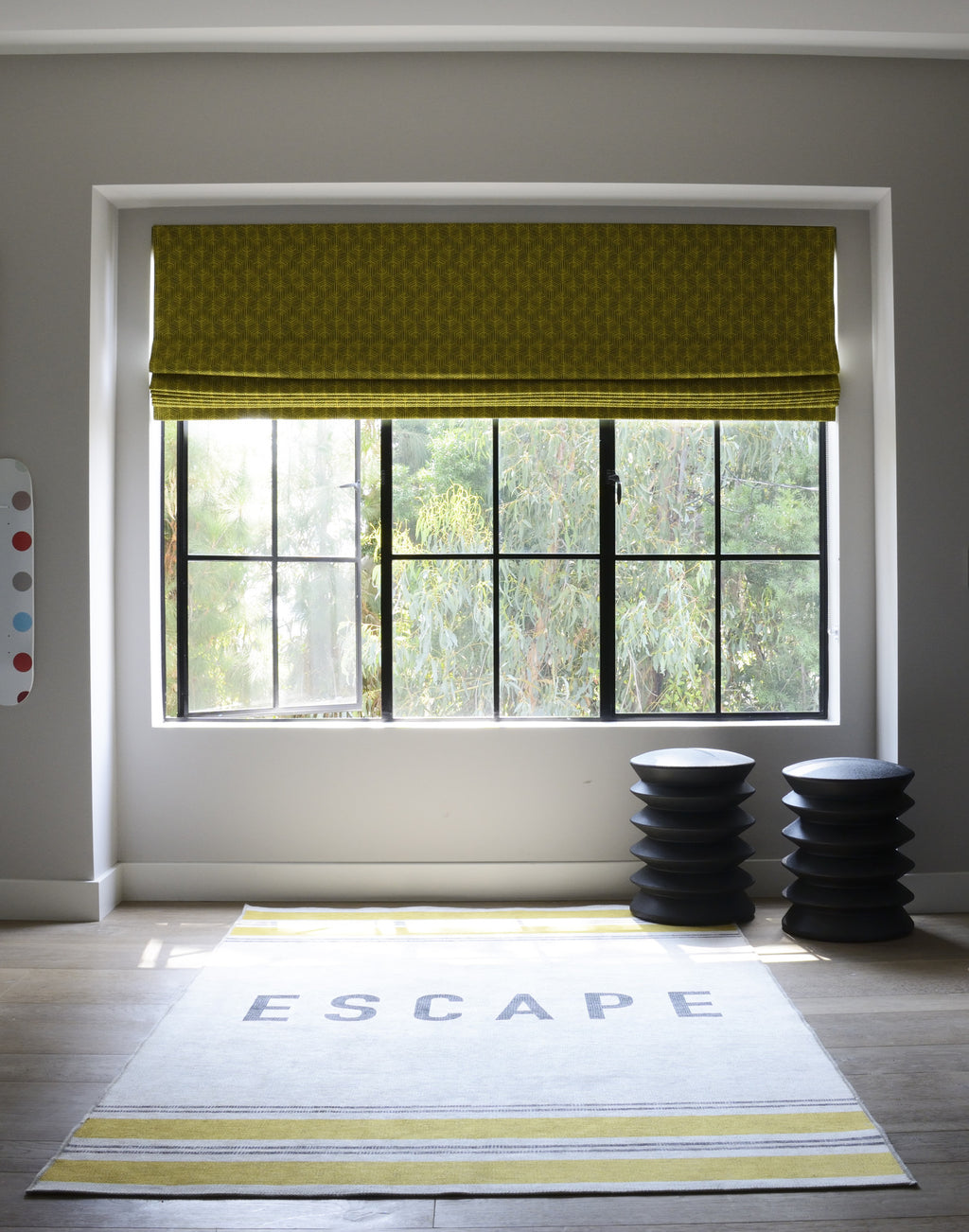 Escape Rug - Yellow