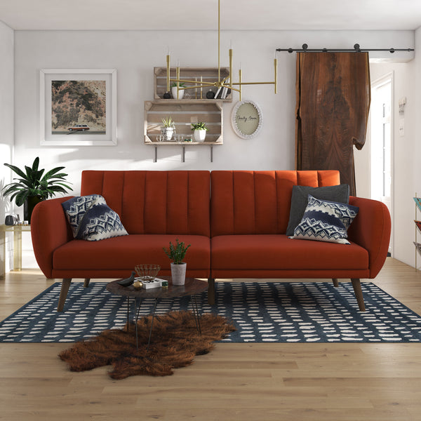 Fabulous Brittany Futon Caraccident5 Cool Chair Designs And Ideas Caraccident5Info
