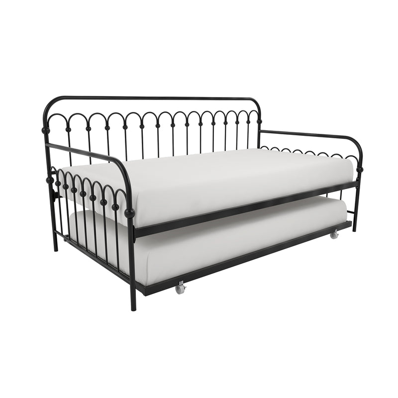 Brightpop Trundle Bed