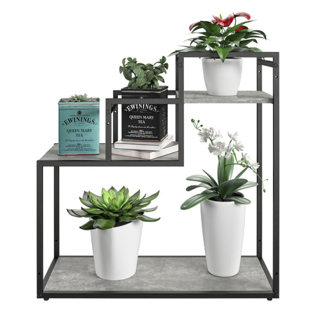 Brittany 4 Shelf Bookcase