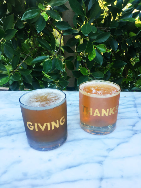 Grateful Glasses (Set of 4)