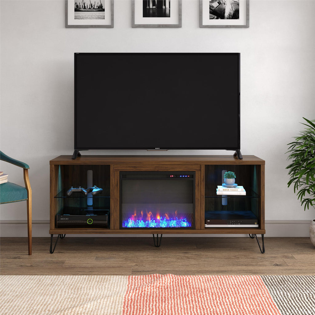 Concord Fireplace TV Stand