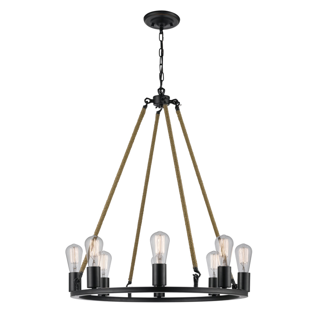 Marcella 8-Light Chandelier