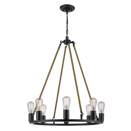 Chromeo 5-Light Pendant