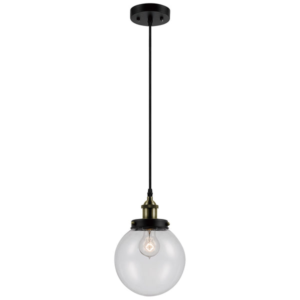 Daario 1-Light Hanging Pendant