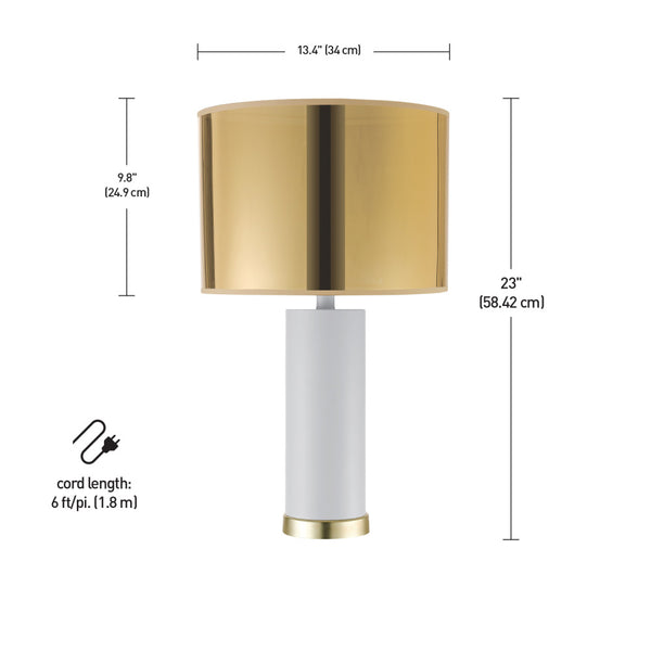 Levy Table Lamp