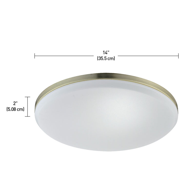 Louise Flush Mount Light