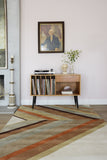 Ultralight Brown Rug