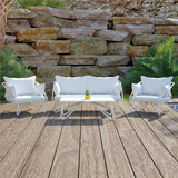 Teddi Outdoor Conversation Set