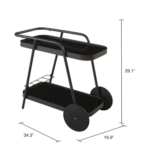 Barbie Outdoor Bar Cart