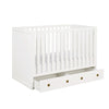 Rue Convertible Baby Crib with Storage Drawer