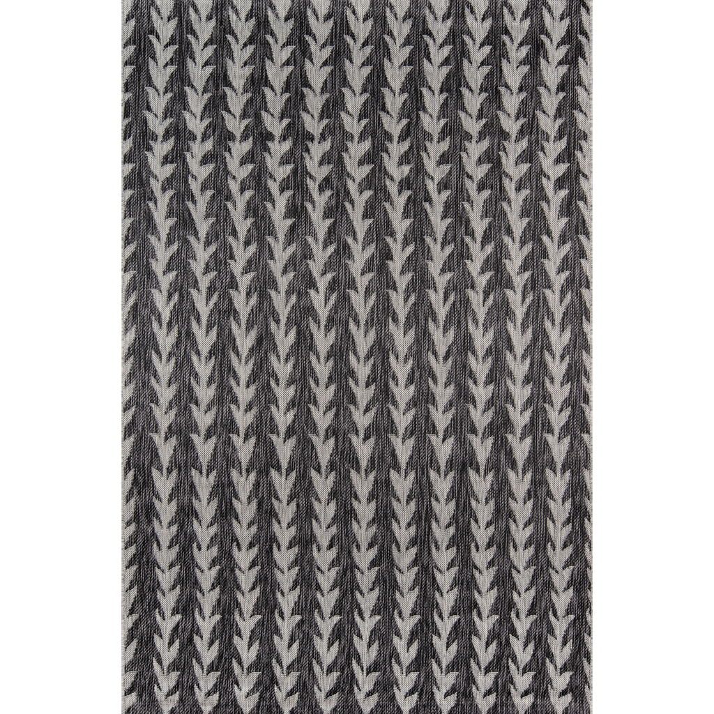 Amalfi Indoor/Outdoor Rug - Charcoal