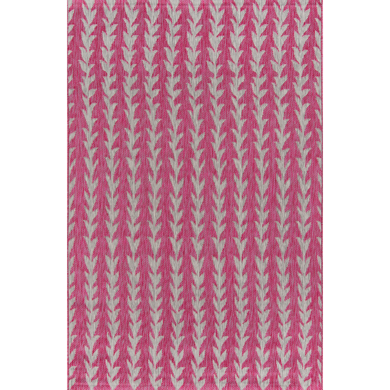 Amalfi Indoor/Outdoor Rug - Fuchsia