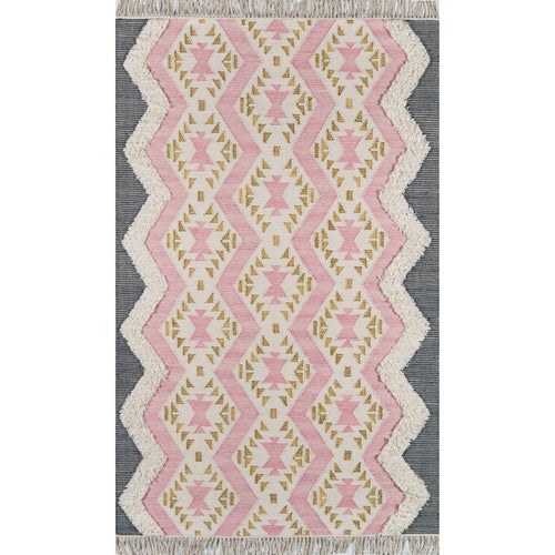 Beverly Pink Rug