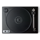 Orbit Plus Turntable with Built-In Preamp - Black