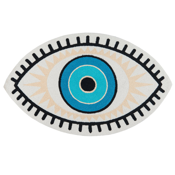 All Seeing Eye Rug