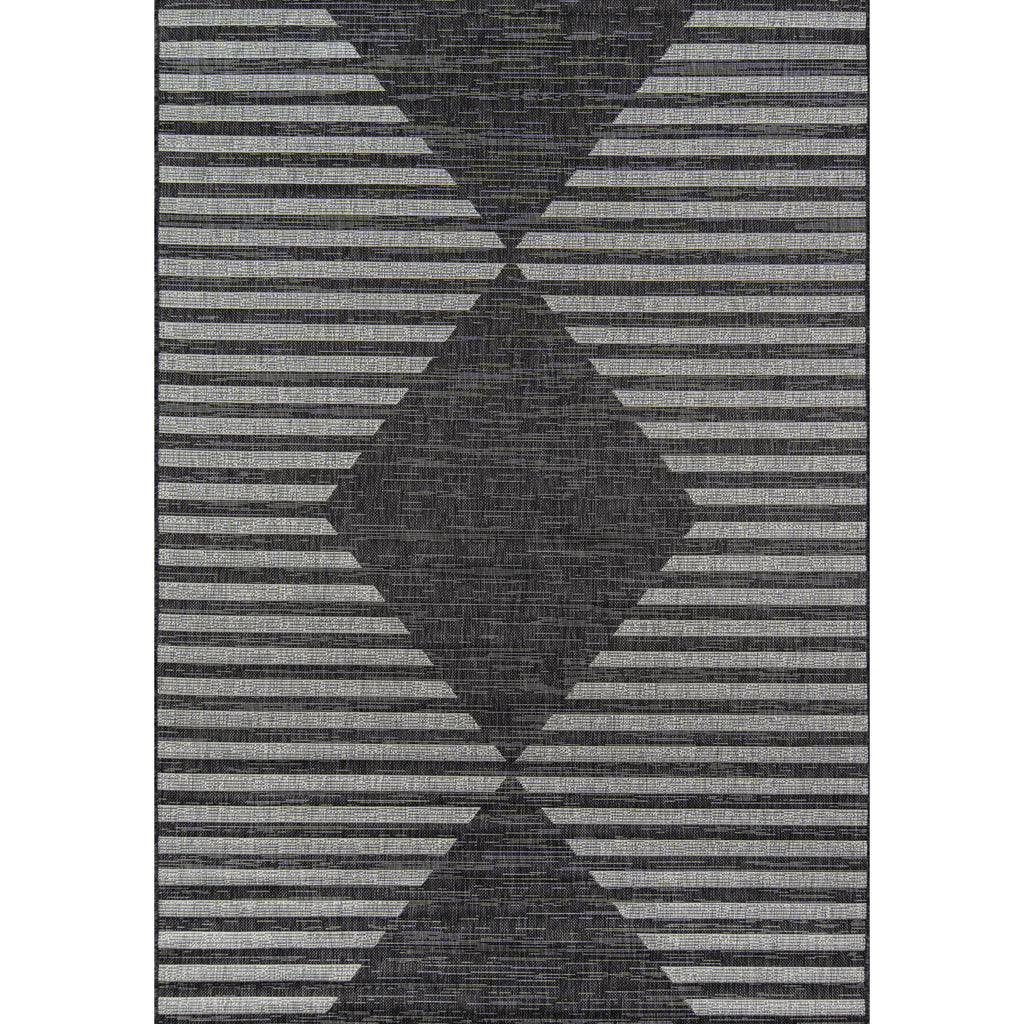 Cavallo Indoor/Outdoor Rug - Charcoal