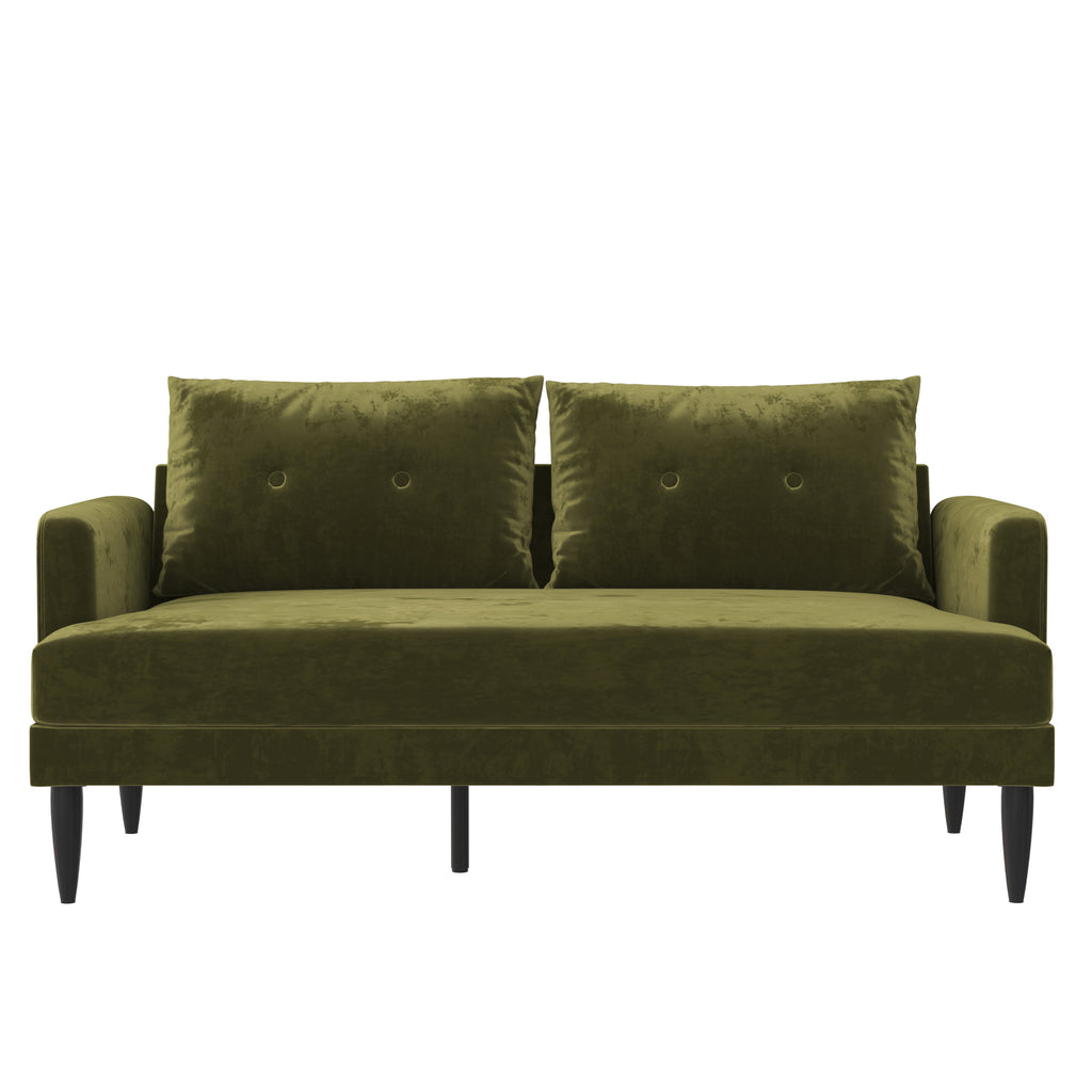 Bailey Pillowback Loveseat