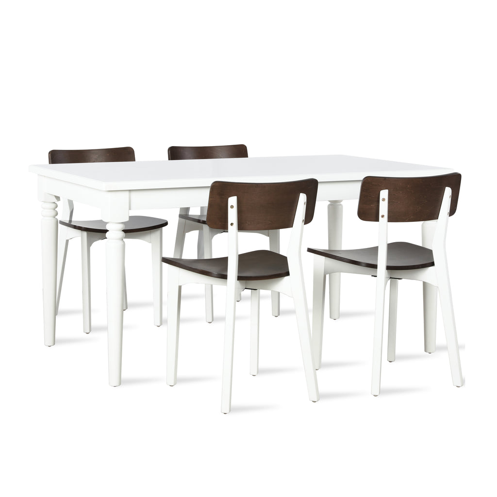 Varick Rectangular 5-Piece Dining Set