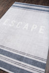Escape Rug - Blue