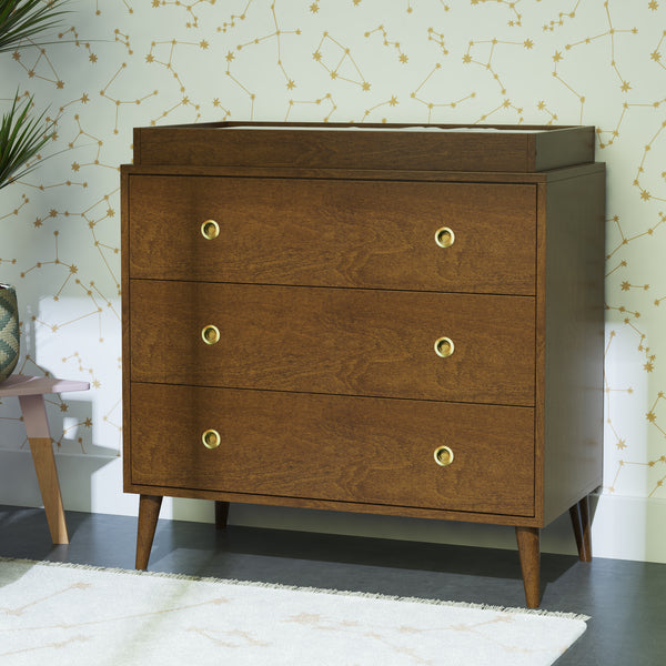 Harper 3-Drawer Storage Dresser