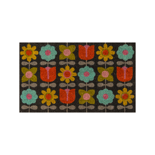 Flower Child Doormat