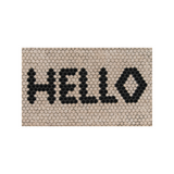 Hello Tile Doormat