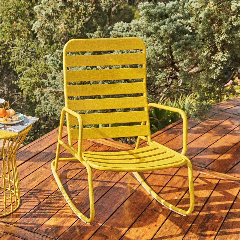 Roberta Outdoor Rocking Chair