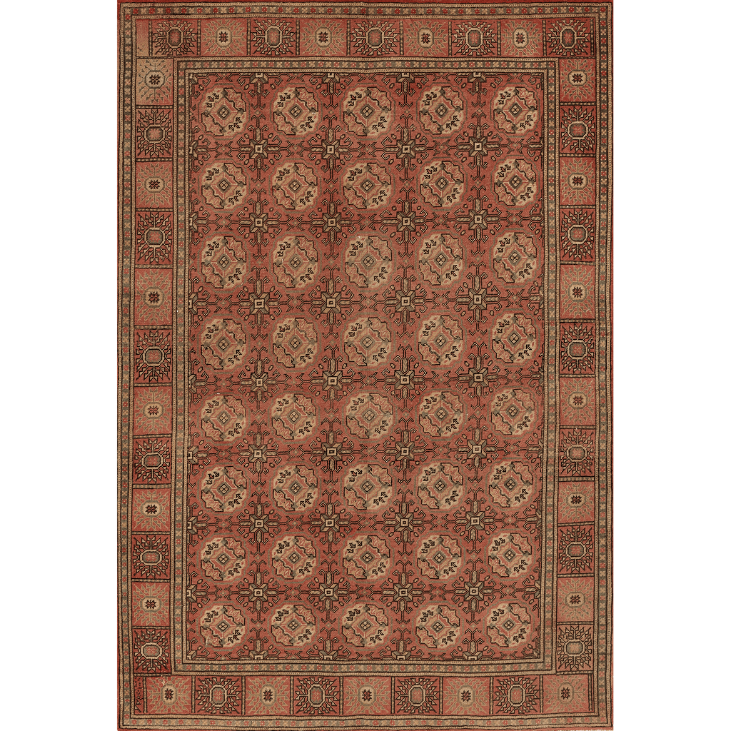"One of a Kind, 100% Wool Rug: 3'11"" x 5'8"""
