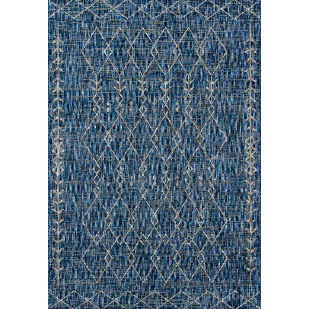 Monaco Indoor/Outdoor Rug - Blue