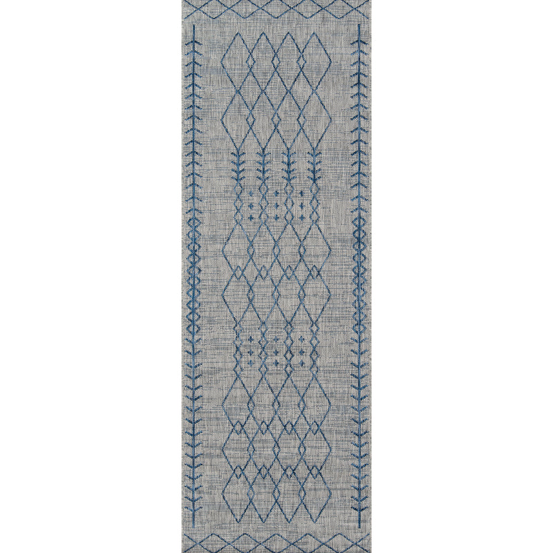 Monaco Indoor/Outdoor Rug - Grey