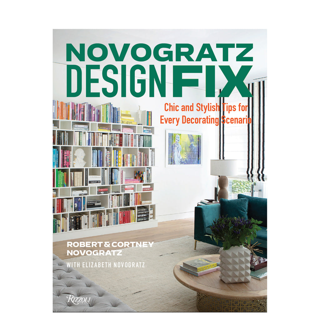 Signed Copy of Novogratz Design Fix
