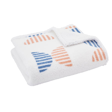 Dem Dot Sheet Set - Navy