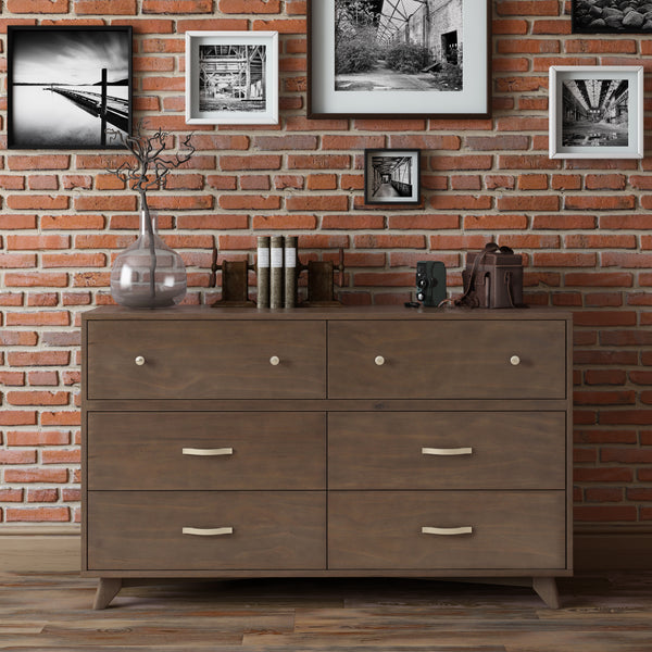 Otis 6-Drawer Dresser