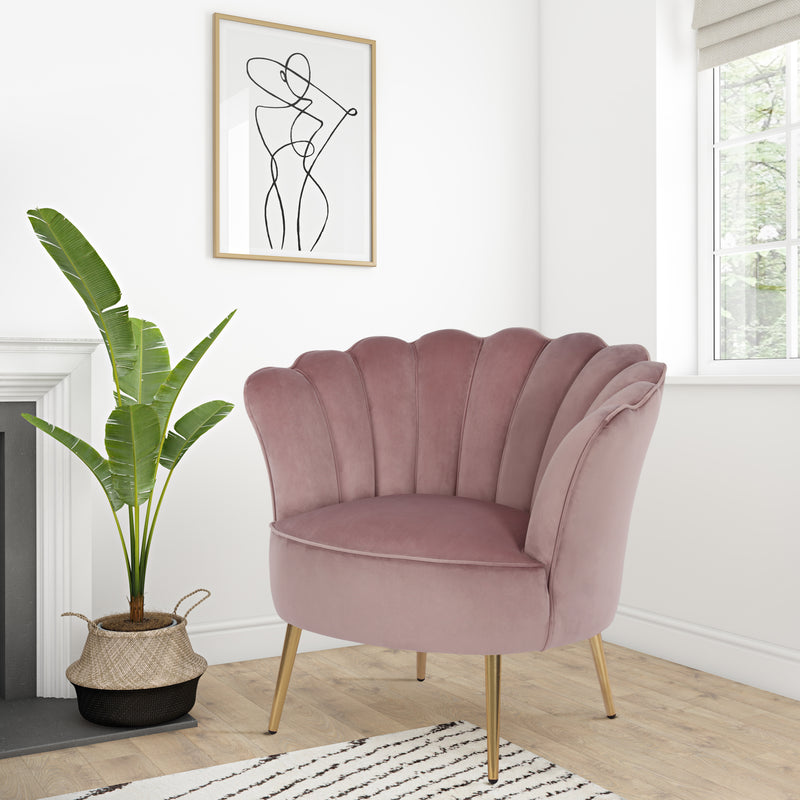 Presley Seashell Chair